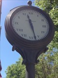 Image for Post Clock - Martha Miller Center - Holland, Michigan
