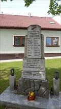 Image for Pomnik obetem 1. svetove valky - Lazanky, Czech Republic