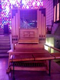 Image for Small wooden organ, Chruch of our Lady with candel, Epinal, Vosges/FR