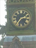 Image for Alfred Baldwin's Clock & tower, Wilden, Worcestershire, England