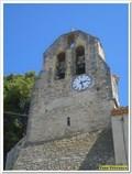 Image for Le clocher de Saint Pierre - Robion, Paca, France