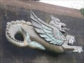 Image for Newport Dragon - Epic Being - Newport Castle - Wales.