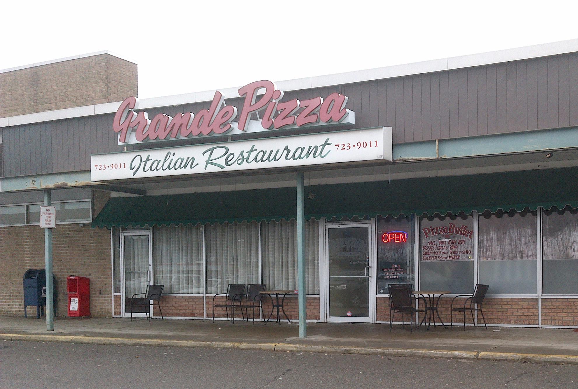 Grande Pizza Binghamton Ny Image