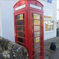 Image for Red Telephone Box - Kinross, Perth & Kinross.