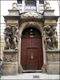 Image for Clam - Gallas Palace Doors / Praha, CZ
