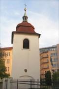 Image for Zvonice u Kostela svateho Pankrace / Praha - Nusle, CZ