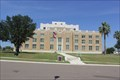 Image for La Salle County Courthouse -- Cotulla Downtown Historic District -- Cotulla TX