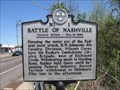 Image for Battle of Nashville Calvary Action - N I 1