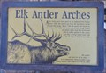 Image for Elk Antler Arches