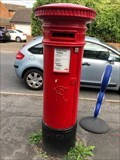 Image for Victorian Pillar Box - Christchurch Road, Tring, Buckinghamshire, UK