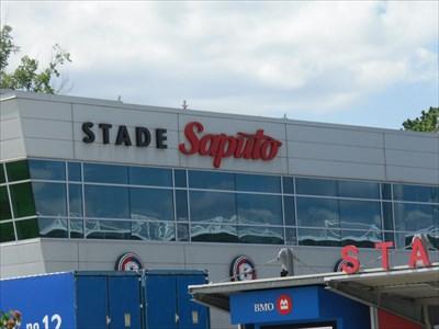 Stade Saputo Été 2015