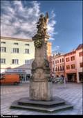 Image for Mariánský sloup / Marian Column - Námestí svobody (Frýdek-Místek, North Moravia)