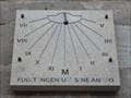 Image for Sundial Jakobuskirche Tübingen, Germany, BW