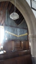 Image for Church Organ - St Thomas a Becket - Tugby, Leicestershire