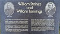 Image for William Staines and William Jennings