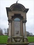 Image for Etruria Park Fountain - Etruria, Stoke-on-Trent, Staffordshire, England, UK.