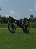 Image for 12 pound Napoleon (R) - Stones River National Battlefield, Murfreesboro, TN