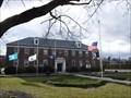 Image for Agawam Town Hall Flags - Agawam, MA, USA