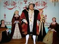 Image for Henry VIII and some Wives at Madame Tussauds in London