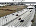 Image for I-90 at University Road - Spokane Valley, WA