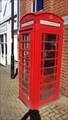 Image for Red Telephone Box - High Street - Coleshill, Warwickshire