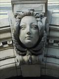 Image for Chiméra na dome U Ceské orlice - Praha, Czech republic