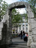 Image for Side Portal of Roman North Gate of CCAA - Cologne, Germany