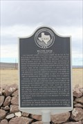 Image for FIRST -- Cattle Baron West of the Pecos, US 67 N of Presidio