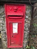 Image for Victorian Wall Post Box - Wych Cross near Forest Row - East Sussex - UK