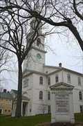 Image for First Baptist Meetinghouse - Providence, RI