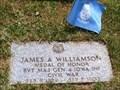 Image for James Alexander Williamson-Washington D.C.