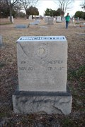Image for William S. Winchester -- Highland Cemetery, Melissa TX