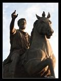 Image for Marcus Aurelius, Roman Emperor (161 - 180) - Tulln an der Donau, Austria