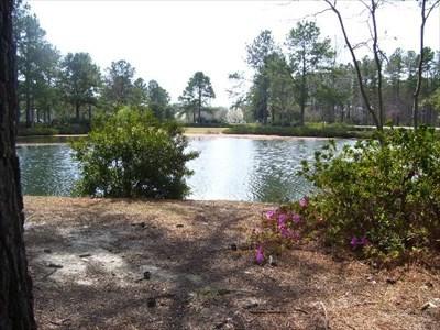 These ponds were always a nice quiet getaway!