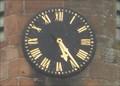 Image for Fortrose Cathedral Clock - Fortrose, Scotland