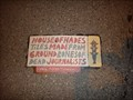 Image for SE 7th and Hawthorne Toynbee Tile - Portland, OR