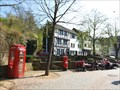 Image for English Telephone Box and English Mailbox - Bad Münstereifel, NRW, Germany
