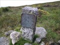 Image for Peat Pass Marker, NW Passage, Cut Hill - Dartmoor