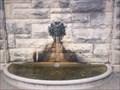Image for Biltmore Estates-Patio Fountain-Asheville,NC