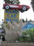 Image for 1957 Corvette at Hand Car Wash - Studio City, CA