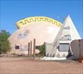 Image for Meteor City - Satellite Oddity - Winslow, Arizona, USA.