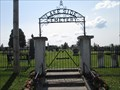 Image for Lake Side Cemetery Gate, Bishopton, Wolfe County, Qc, Canada