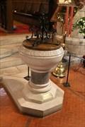 Image for Baptismal Font - Crathie Church - Crathie, Scotland, UK