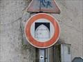 Image for Panneau limite hauteur largeur - lembeye, Nouvelle Aquitaine, France