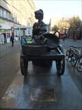 Image for Molly Malone Statue - Grafton Street, Dublin, Ireland