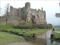 Image for Lagharne Castle - Satellite Oddity - Carmarthenshire, Wales