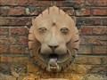 Image for Lion Head - Town Hall - Montabaur - Rheinland-Pfalz / Germany