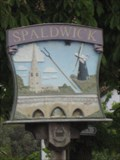 Image for Spaldwick Village sign - Cambridgeshire