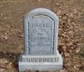 Image for Phebe Truesdell - Pratt Cemetery, Harpursville, NY