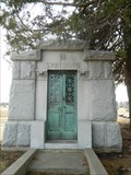 Image for Spalding Mausoleum - Rose Hill Cemetery - Brookfield, Mo.